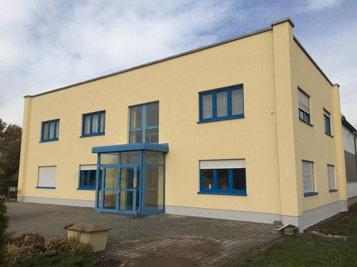 aler Wilkau-Haßlau - Nach der Fassadenerneuerung